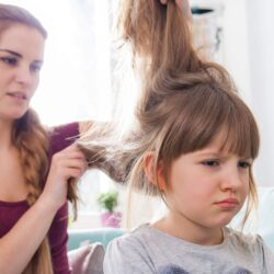 Uši kod djece vrtićke i školske dobi